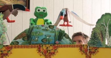 Инклюзивный кукольный театр «Буратино»
