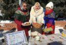 В Сергиевском районе проводили зиму