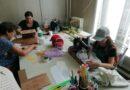 В Кротовке работает творческая мастерская «Фантазия»