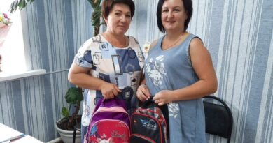 В Кротовке проходит акция «Собери ребёнка в школу»